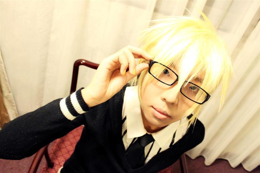 SPICE: Kagamine Len by Hatake-Boy