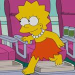 Lisa Simpson's Feet