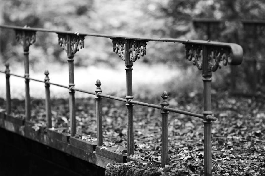 old bridge by riskonelook