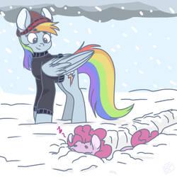 Snowy Day by GlitterStar2000