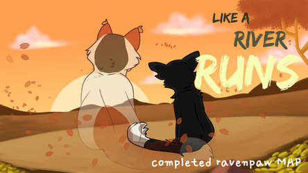 Like a River Runs [thumbnail contest entry] by GlitterStar2000