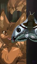 Mothwing by GlitterStar2000
