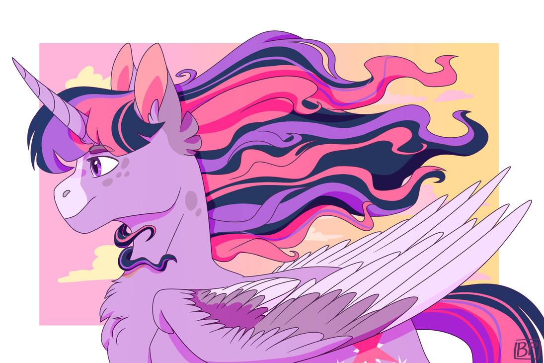 Majestic by GlitterStar2000
