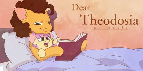Dear Theodosia (animatic!)
