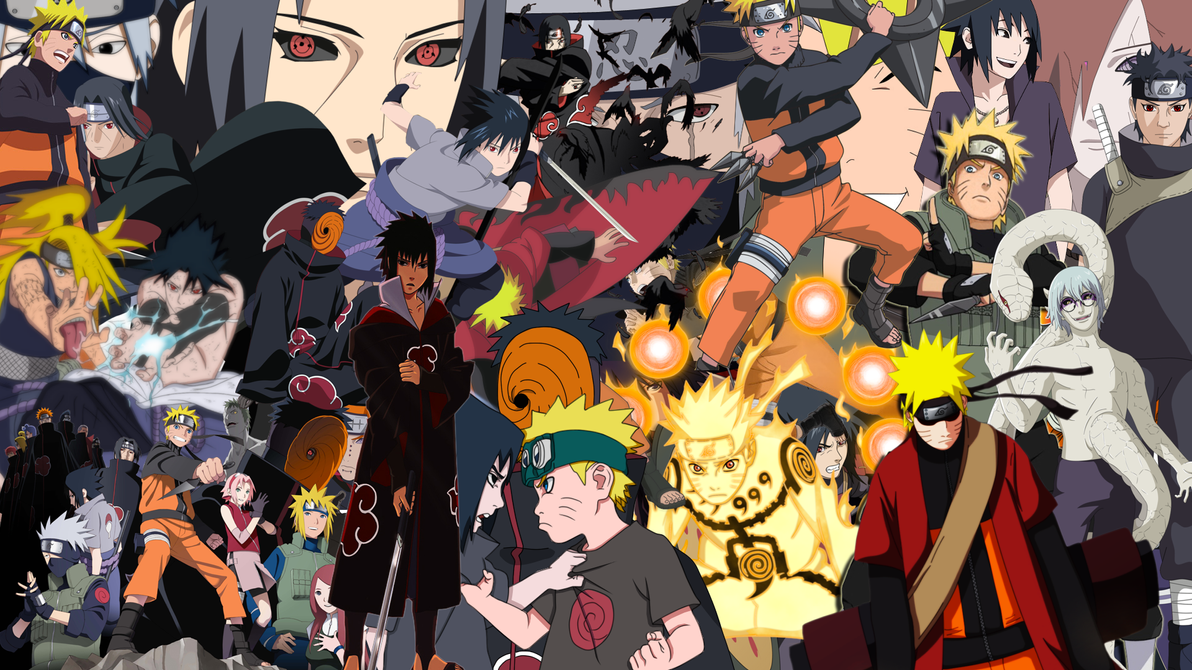Naruto Characters In Real World Background Wallpaper: Strongest Naruto Ninja That Grana (Psyren) Can Beat