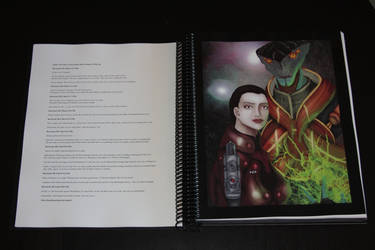 Mass Effect Love Interest Book