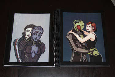 Tribute Book Mass Effect