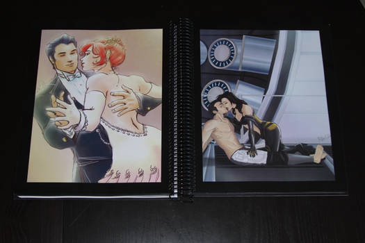 Mass Effect Love Book