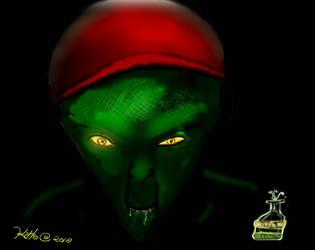 Remeke Alien by kitto360