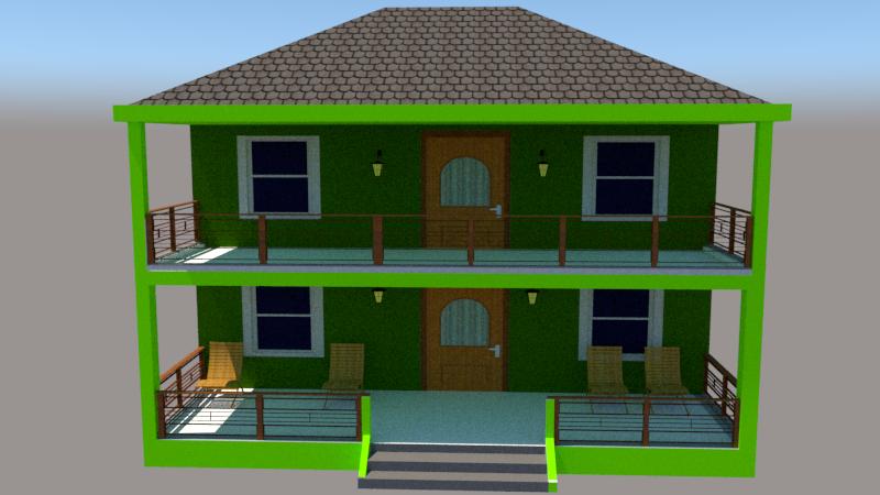 Casa Verde by kitto360