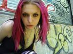 Street Art Girl 02