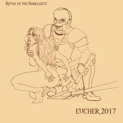 Laurana - Ritual of the Dark Lance by Aelindia