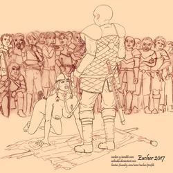 Laurana - Whore General I by Aelindia