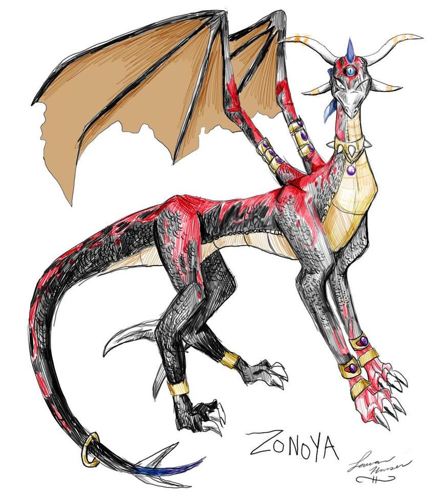 Zonoya for  shaloneSK by Evonia