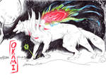 Okami and Issun, job well done