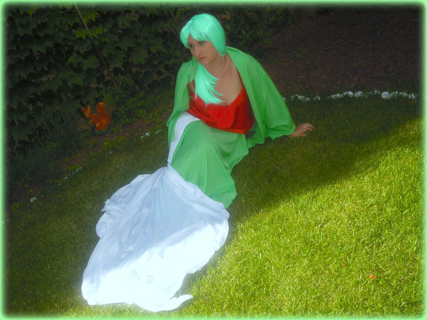 Gardevoir Gijinka version by JamieCool