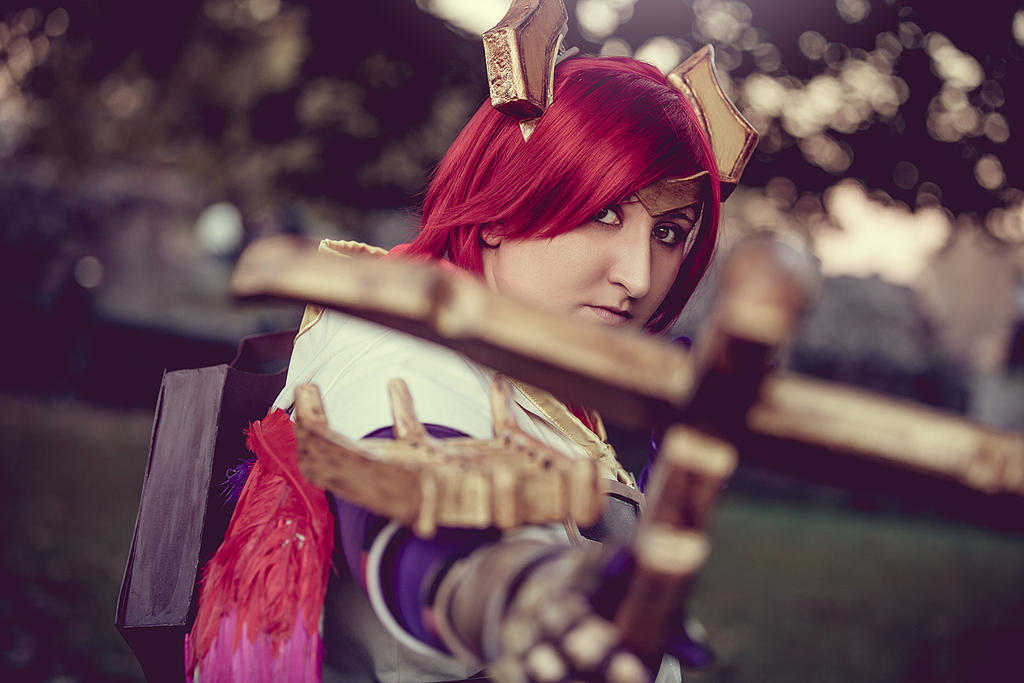 You get the next one Val_ Quinn League of Legends by JamieCool