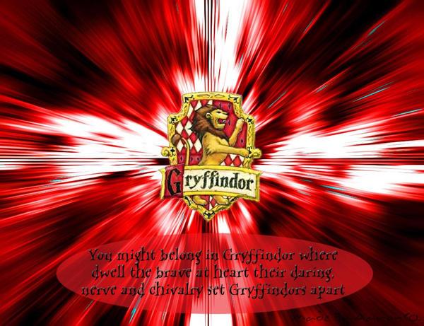 Gryffindor Wallpaper by lordoffireVIII