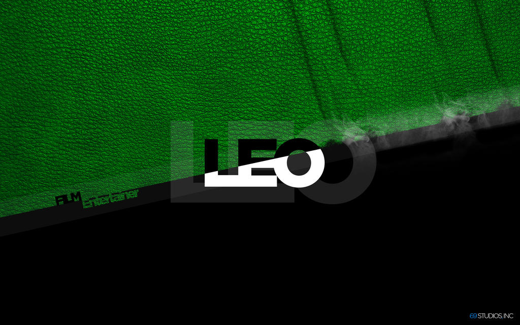 Leo Wallpaper-1 by DrCrunk