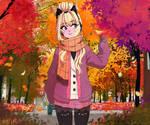 Autumn SeeU by momoikun
