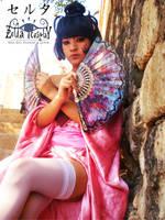 Geisha by oOPrinzessinZeldaOo