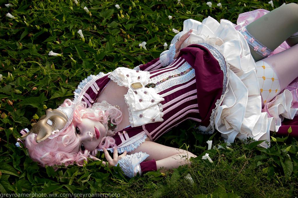 Sakizo Cheshire Cat by 4AMCosplay
