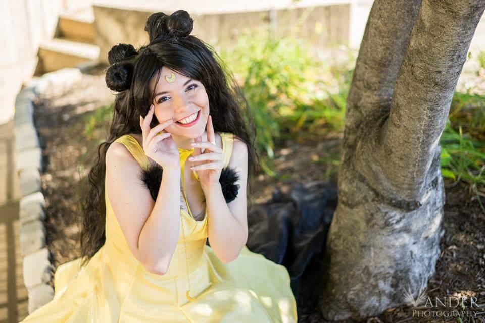 Princess Kaguya by 4AMCosplay