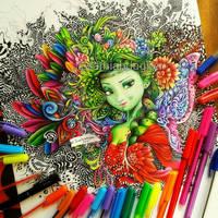 My Elsa creation by samiahdagher