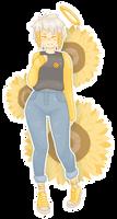 Marigold - Sunflower