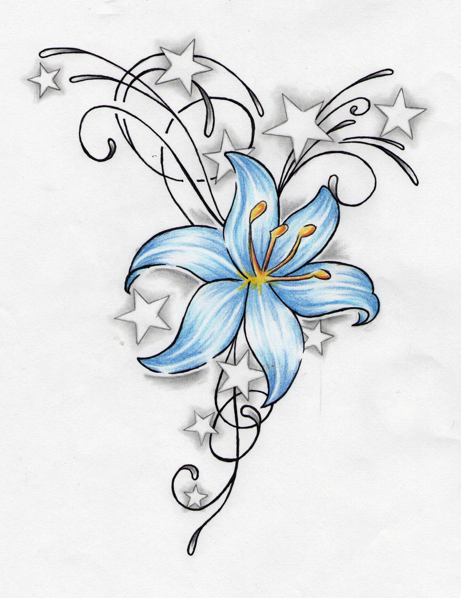 Lily flower tattoo designs 1463789 sciencemadesimplefo this page contains all info about lily flower tattoo designs izmirmasajfo Image collections