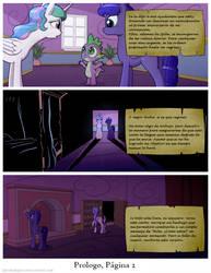 Arreglo - Prologo, Pagina Dos