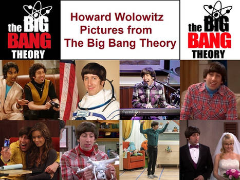 Howard Wolowitz Pictures