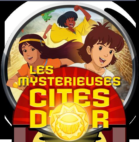 Les Mysterieuses Cites d'Or : Mondes Secrets v3 by C3D49