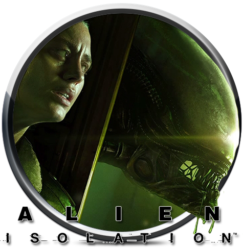 Alien isolation - иконки для iconpackager - 7themes su
