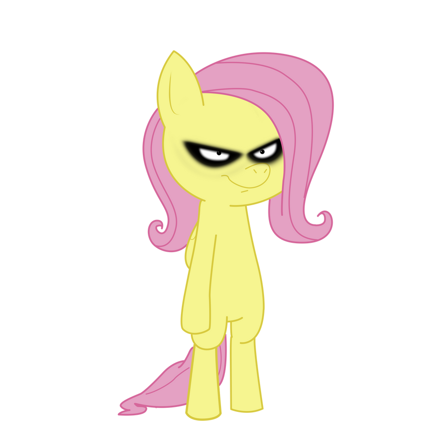 SHED.MOV Fluttershy by velglorth