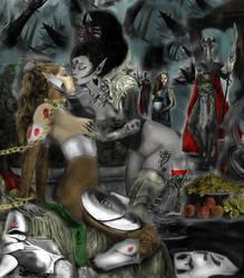 Warhammer 40k Dark Lust by Igorus1985