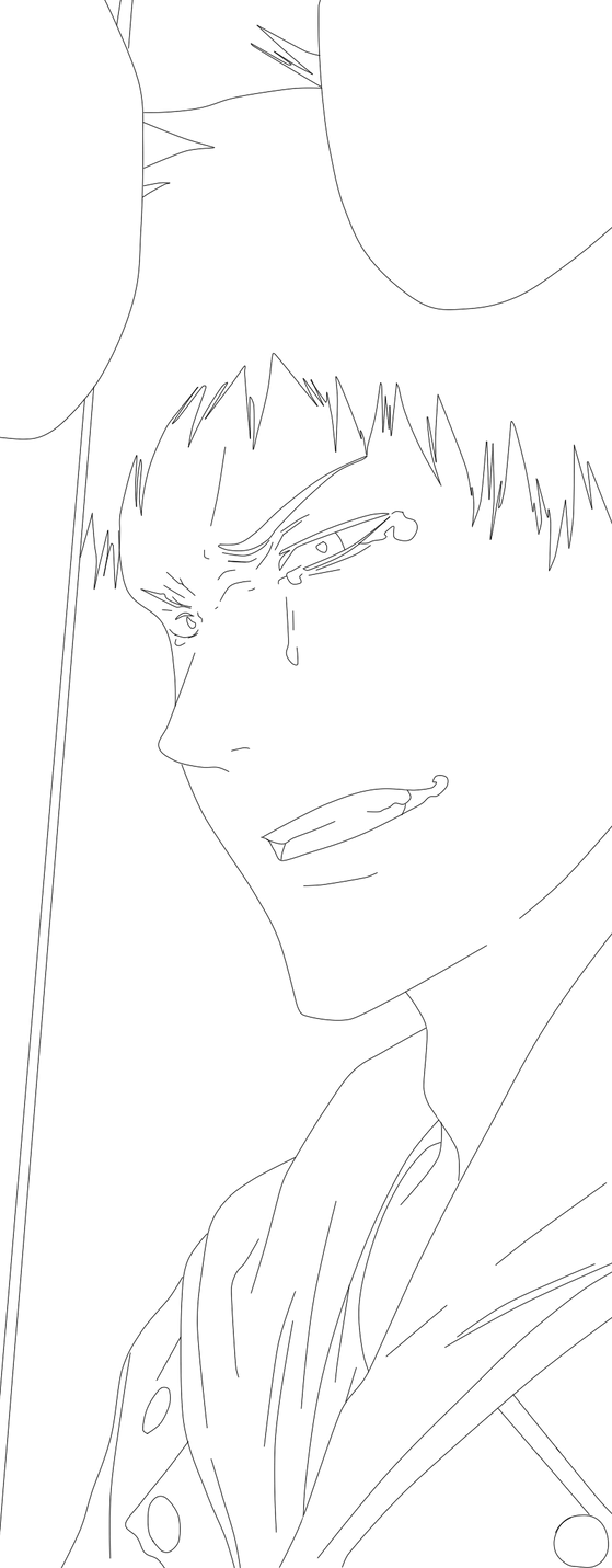 Kuroko No Basket Lineart : Aomine daiki kuroko no basket lineart by karoku k on