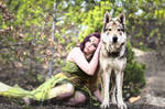 Wolf and Elf