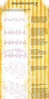 Easy folds tutorial 1#