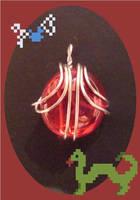 Pixel Amulet by Starlit-Sorceress