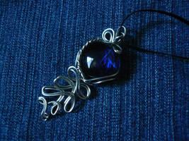 Blue Lilac by Starlit-Sorceress