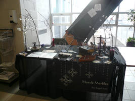 Mystic Marbles Jewelry Booth