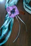 Persephone Fancy Hair Flower