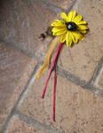 Autumn Sunflower (Fancy Hair Flower)