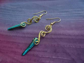 Wintersong Earrings