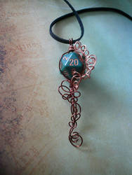 Traveler's Luck by Starlit-Sorceress