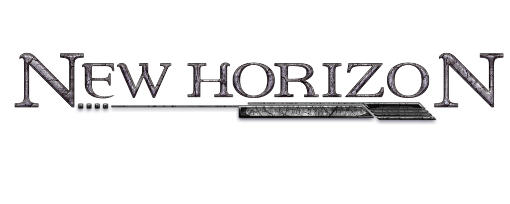 Old New Horizon logo by ian-stewart