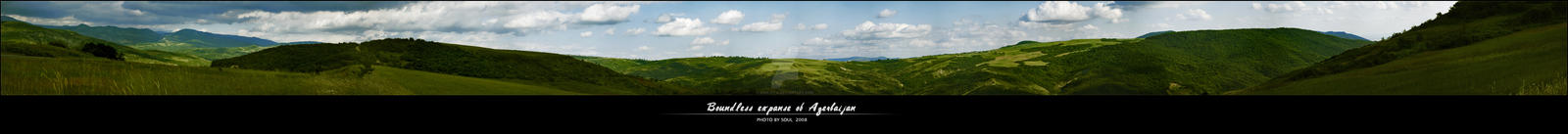 Expanses of Azerbaijan by SouLitta