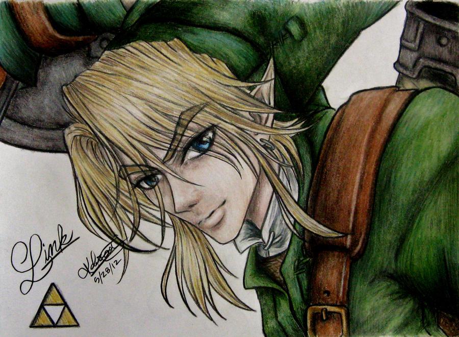 Link by VampireDragonGirl66