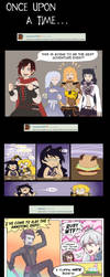 RWBY Group Community Comic 12 by knives4cash